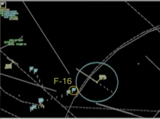 F-16 Intercept